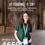 """""""Prenditi cura dell'Italia con noi"""": la campagna del Touring Club Italiano a sostegno di """"Aperti per Voi"""""""