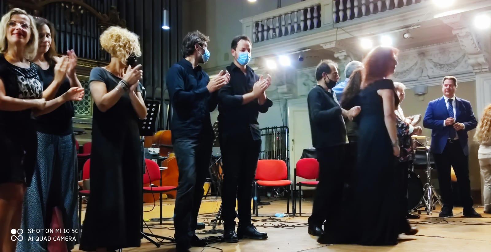 concerto santa cecilia i suoni del mediterraneo