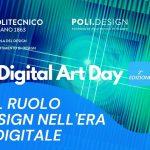 """Al via la seconda edizione del New Digital Art Day """"Il ruolo del design nell'era digitale"""""""