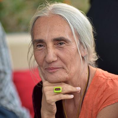 ornella d'agostino, direttrice artistica di Carovana