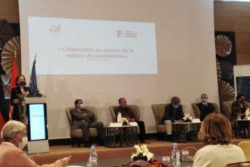 l'educazione al servizio della cultura, Tunisi Hotel Mavenpick