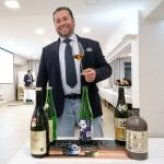 Gaetano Cataldo al Sake Day 2021 a Firenze