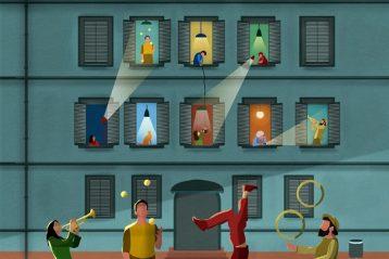 L'Accademia del tempo- immagine di Alonso Crespo