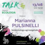 L'intervento di Marianna Pulsinelli all'Istituto Enologico di Avellino
