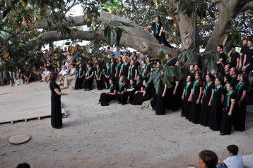 festival di musiche per coro